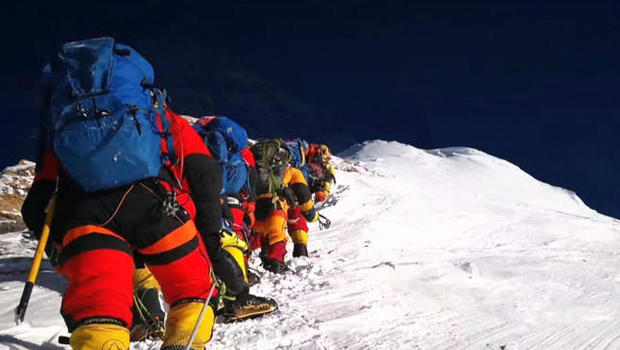5 bodies found in search for missing climbers in the Himalayas