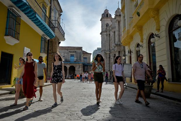 CUBA-US-POLITICS-TOURISM