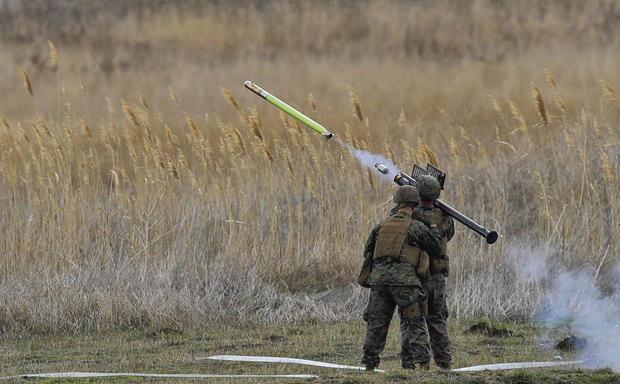 Romania US Military Exercise