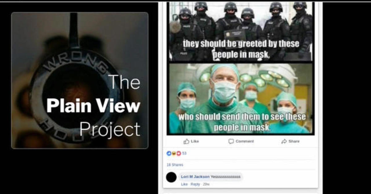 Cops across the country flagged for racist social media posts