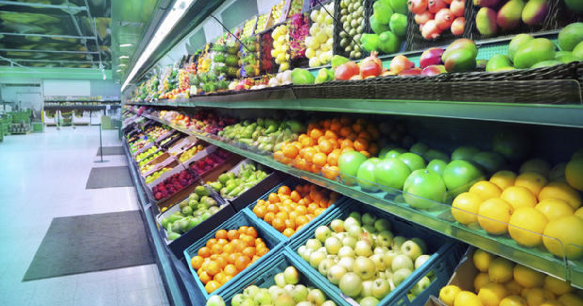 Grocery Items Supplier