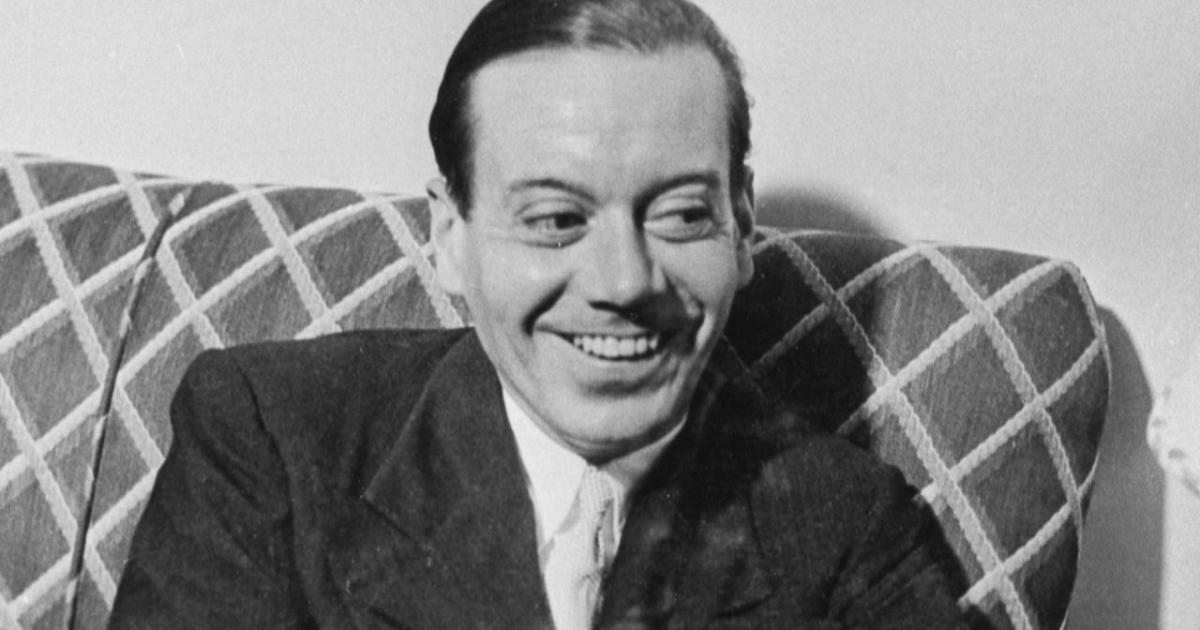 "Almanac: On June 9, 1891, Cole Porter, the Broadway composer of such hits  as ""Kiss Me, Kate"" and ""Anything Goes,"" was born - CBS News"