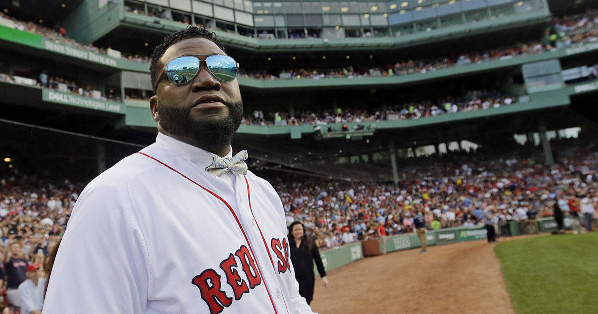 David Ortiz back in Boston to recover from shooting in Dominican Republic