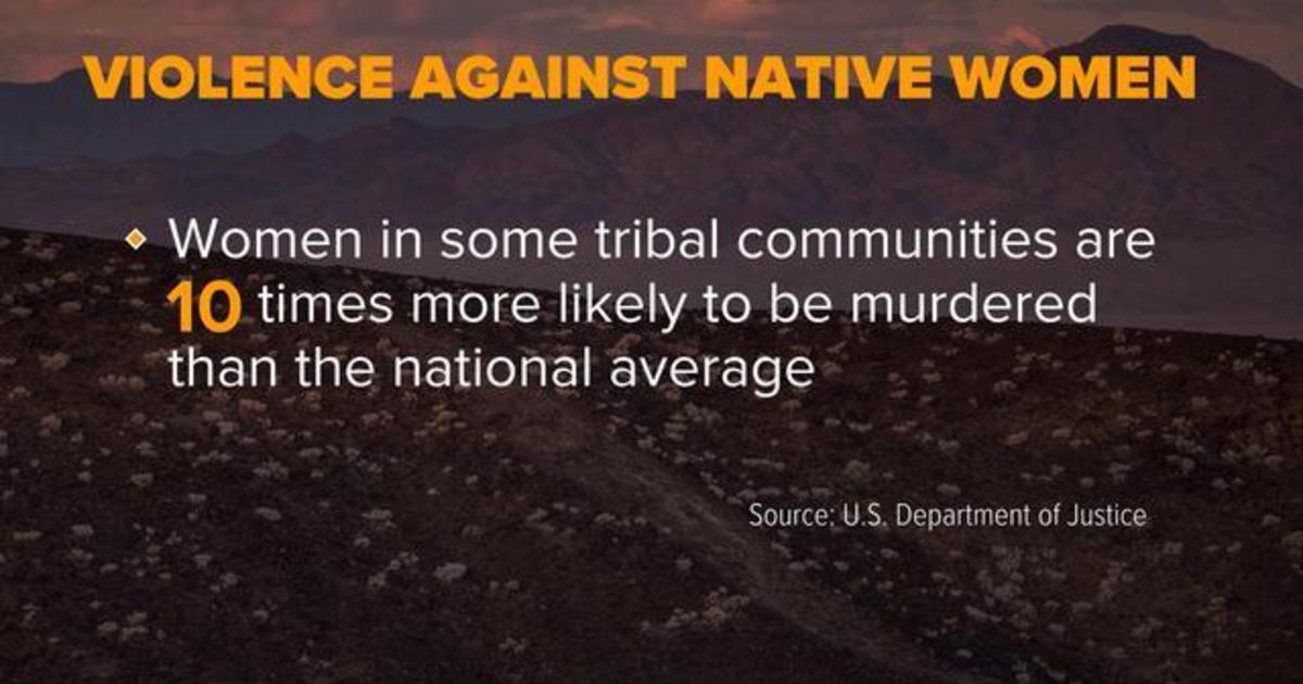 Congress addresses crisis of missing and murdered Native American women