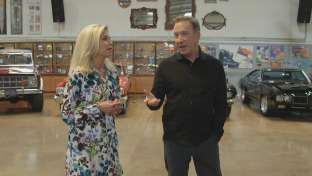 Tim Allen Cars >> Toy Story 4 Star Tim Allen On Comedy And Tragedy Cbs News