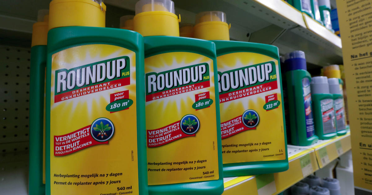 Trump administration says it won't approve Roundup cancer-warning labels