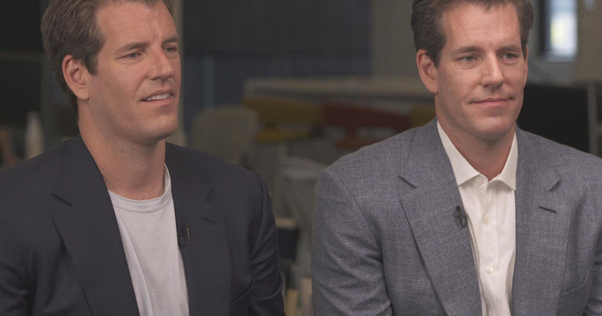 Winklevoss twins interview promo