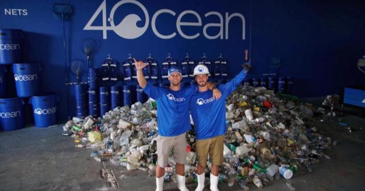Meet the ocean cleanup company that's removed 4.7 million pounds of trash