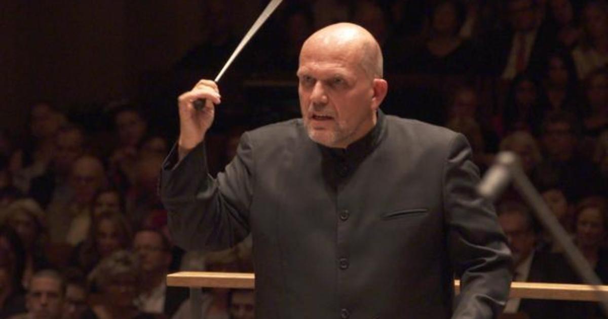 Meet Jaap van Zweden, the new maestro of the New York Philharmonic