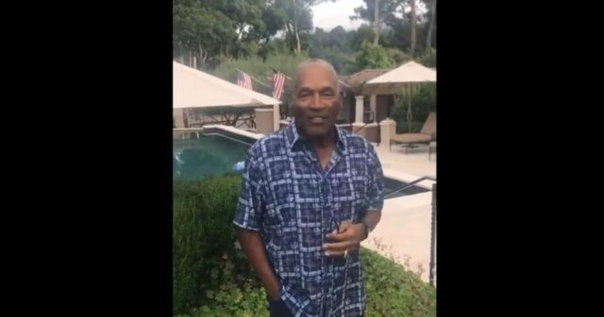 official photos 2e4cf 4751f O.J. Simpson joins Twitter, tells followers he wants to