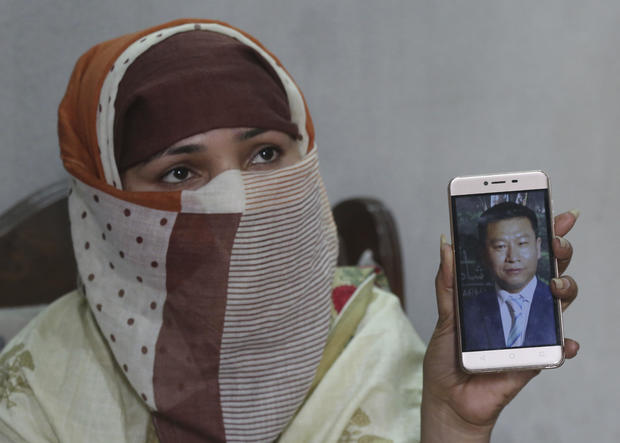 Human trafficking: Women from Pakistan are reportedly married to men in China and sold into prostitution, Pakistani officials say