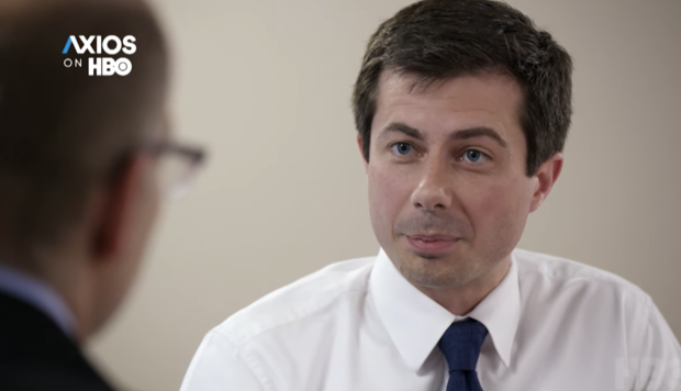 Have we already had a gay president? Pete Buttigieg thinks so