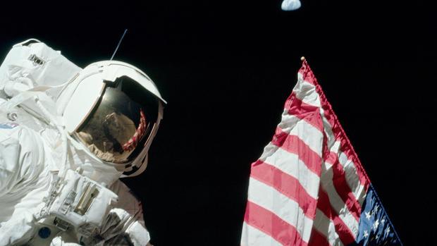 50 photos taken on the moon