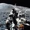 US-SPACE-MOON-APOLLO XVII-LRV-SCHMITT