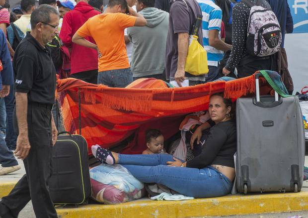 PERU-VENEZUELA-MIGRATION