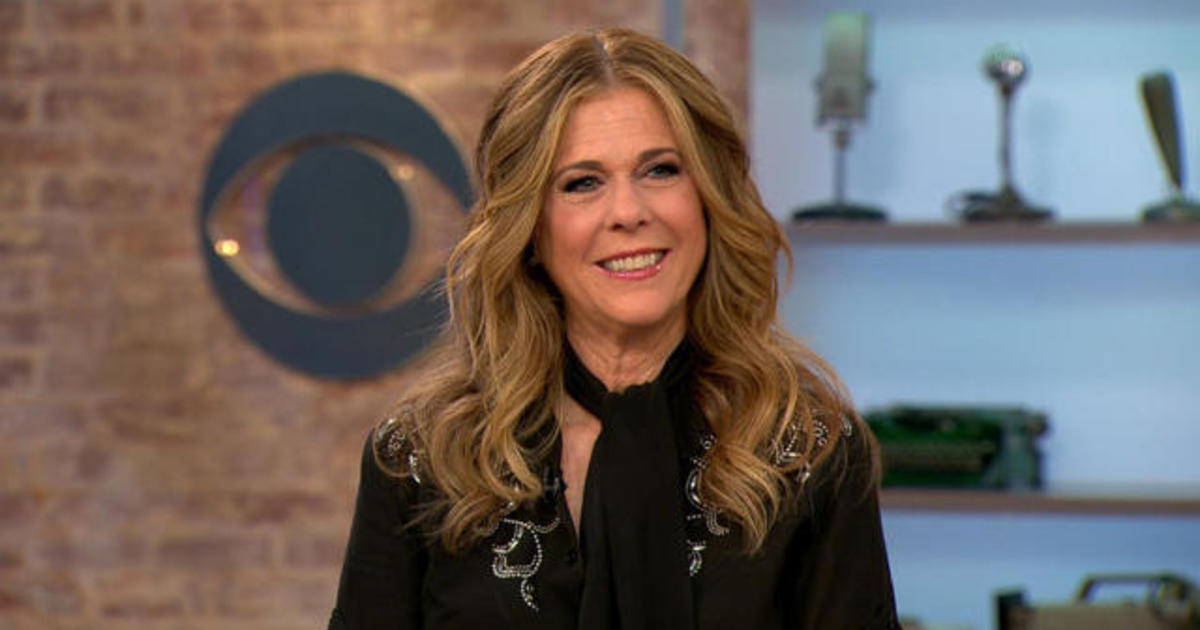 "Rita Wilson on her pivot to music and latest album ""Halfway to Home"""