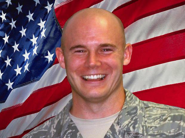 Tech. Sgt. Curtis Eccleston