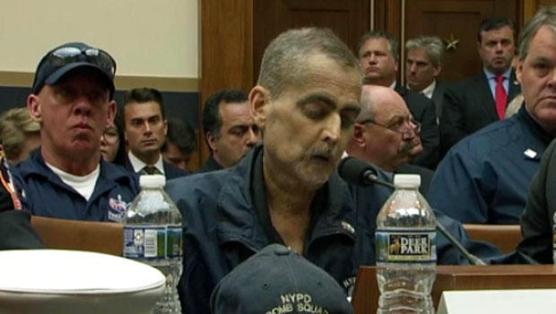 Jon Stewart hearing: 9/11 first responder Lou Alvarez, whose testimony tugged at hearts, enters hospice