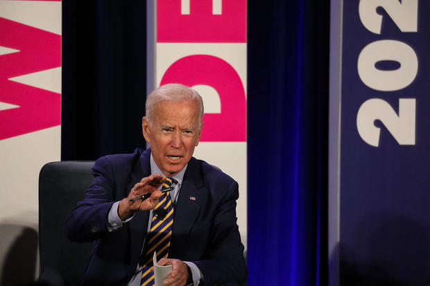 Joe Biden under fire over comments about racist senators