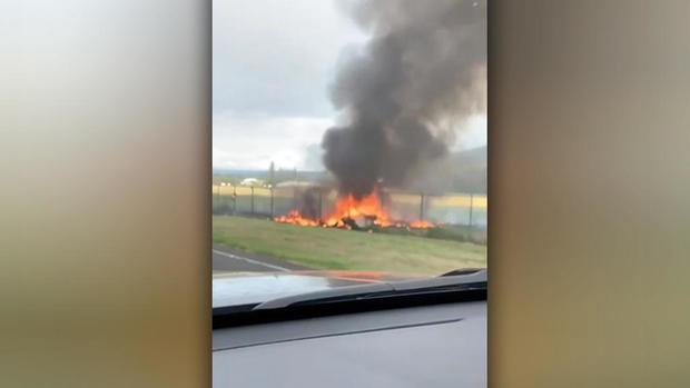 Hawaii crash