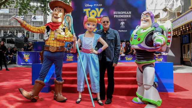"""Toy Story 4"" premiere"