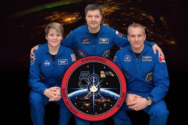international space station astronauts waiting for their ride home - photo #39