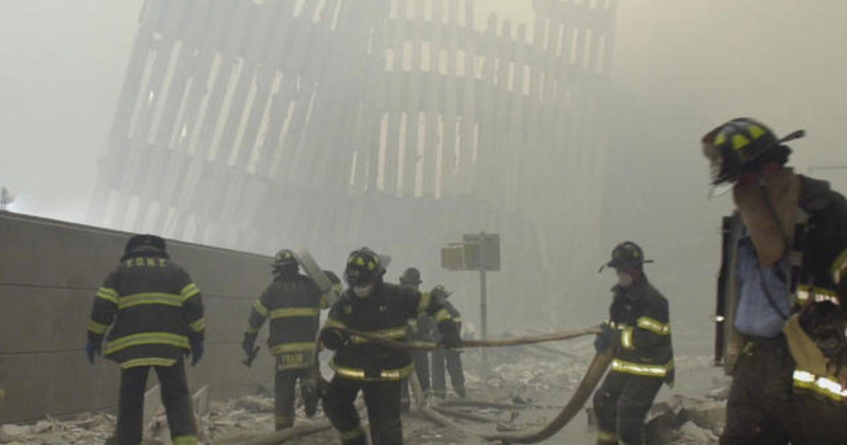 Mitch McConnell meets with 9/11 survivors