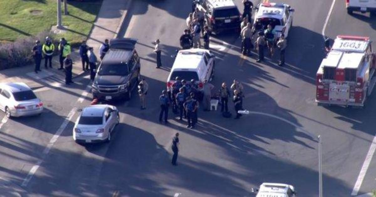 """Morgan Hill shooting: """"Workplace confrontation"""" shooting at Ford dealership today; 2 dead"""