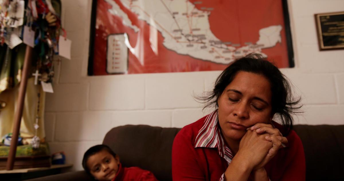 """David Vs. Goliath"": Lawyers Struggle To Help Asylum"