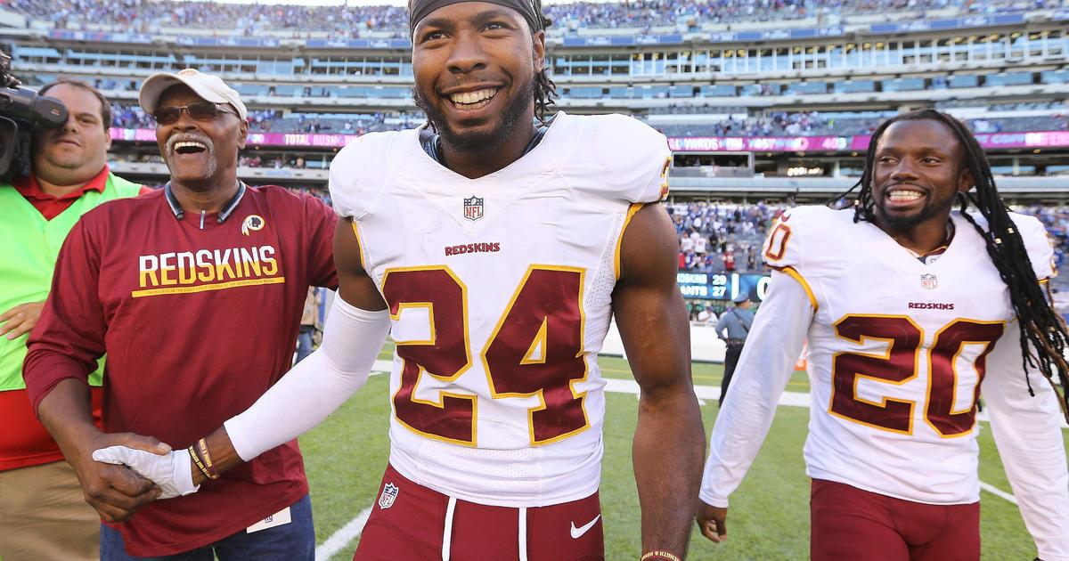 8ad10835 Josh Norman: Washington Redskins cornerback gives $18,000 donation ...