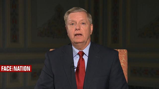 Face The Nation Lindsey Graham