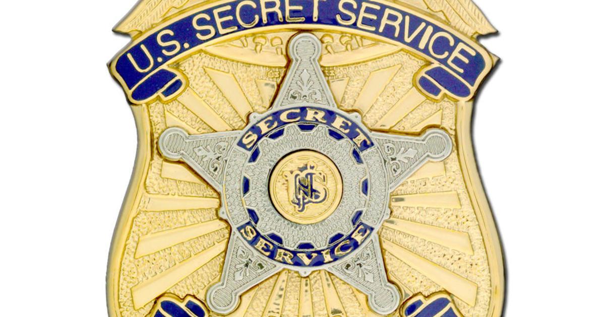 Us Secret Service Special Agent Badge