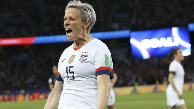 USWNT faces off against England in Women's World Cup semi-finals