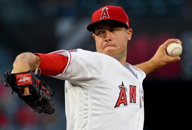 253c9aead182c Tyler Skaggs - Notable deaths in 2019 - Pictures - CBS News