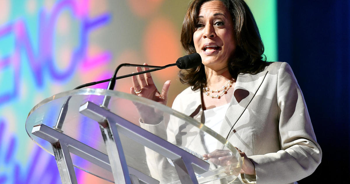 Kamala Harris vows to put LGBTQ+ people in Cabinet and top posts