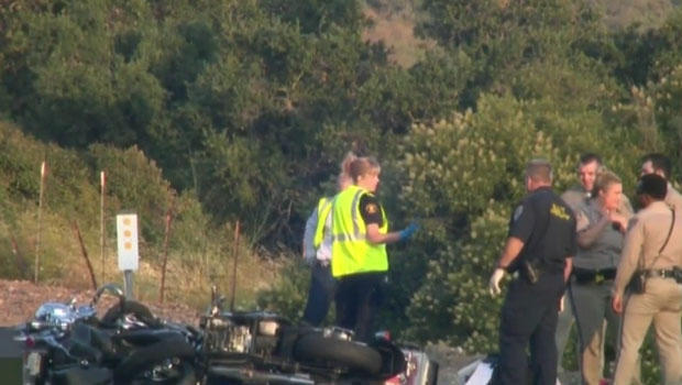 4 killed when 2 motorcycles collide on Southern California