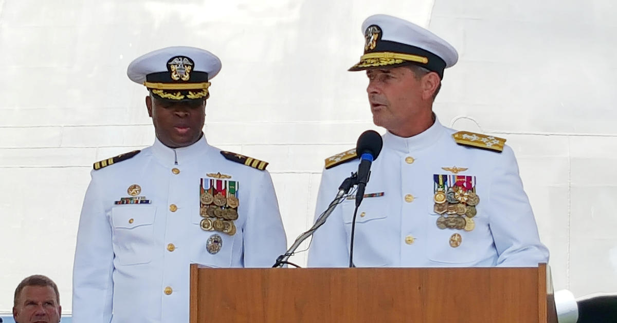Four-star admiral William Moran to retire after promotion to top