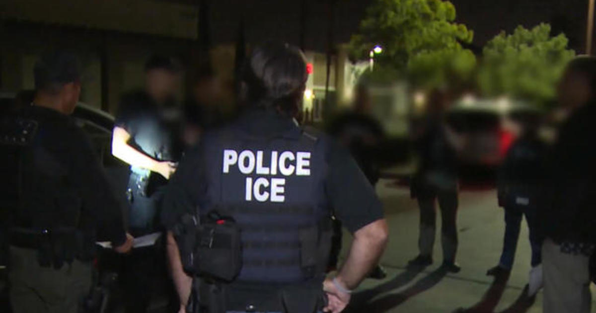 ICE raids targeting thousands of migrants will reportedly begin this weekend