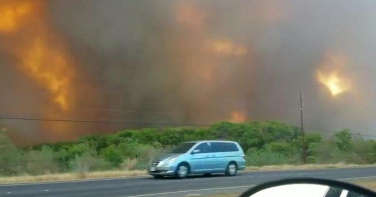 Maui fire latest news: Hawaii wildfire forces evacuations in