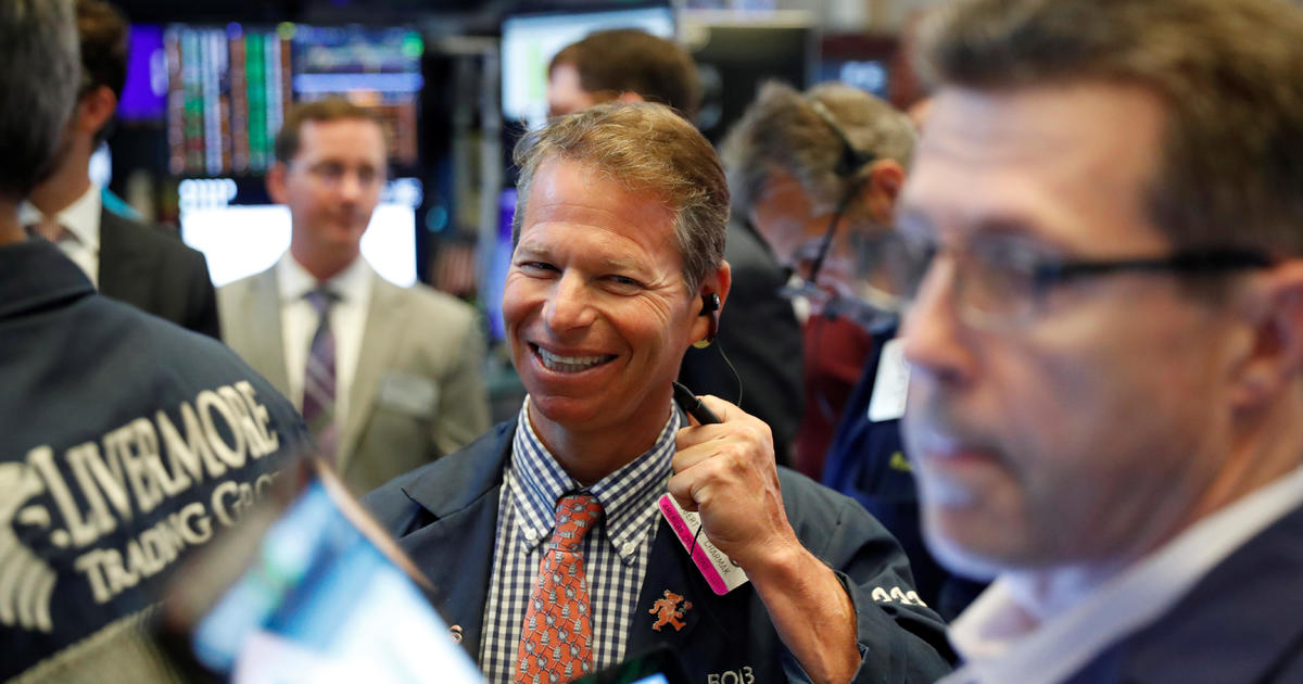 Stock market today: S&P 500 closes above 3,000 for first time