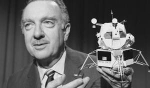 Walter Cronkite and the awe of space exploration