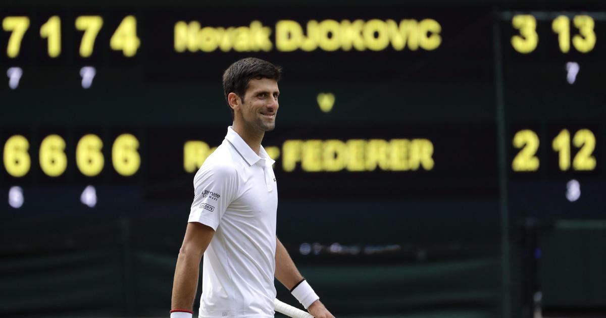 Wimbledon 2019: Novak Djokovic beats Roger Feder in marathon final to capture 5th title today