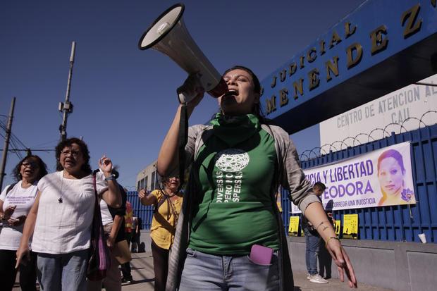 El Salvador Abortion Trial