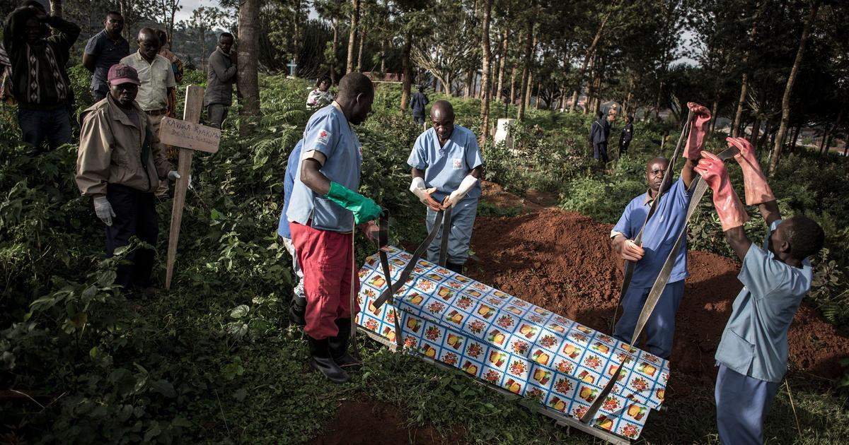 Ebola virus outbreak: Infected pastor brings 1st case to crowded Congo city of Goma