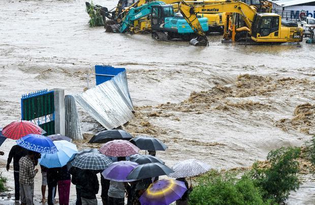 NEPAL-FLOOD-LANDSLIDE-MONSOON
