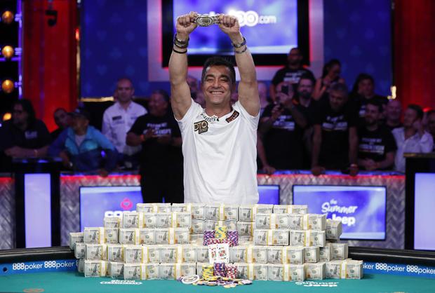 APTOPIX World Series of Poker