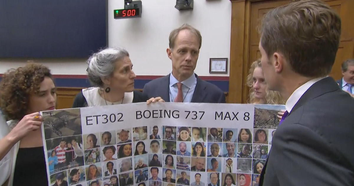 Boeing 737 Max news: families of victims to testify on Capitol Hill