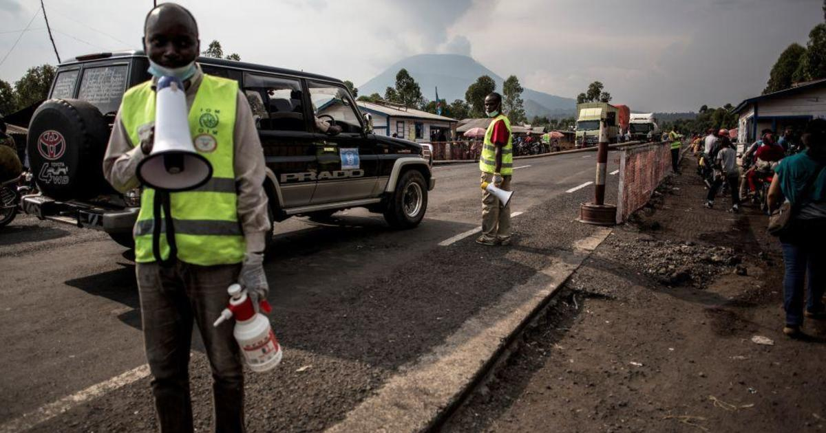 Ebola outbreak declared global health emergency in Congo today