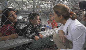 Inside America's largest migrant processing facility