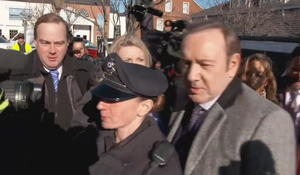 """Kevin Spacey """"in no way"""" exonerated after dropped charge, expert says"""